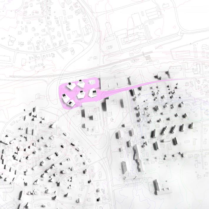 30 Kermis As Site Plan